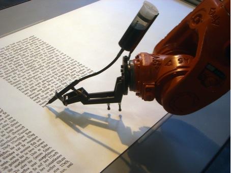 Les robots vont-ils remplacer les auteurs ?