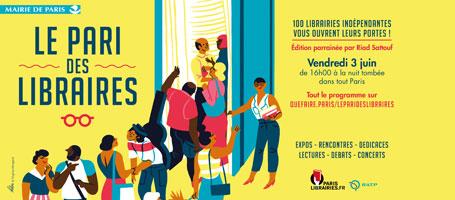 Participez au Pari des libraires