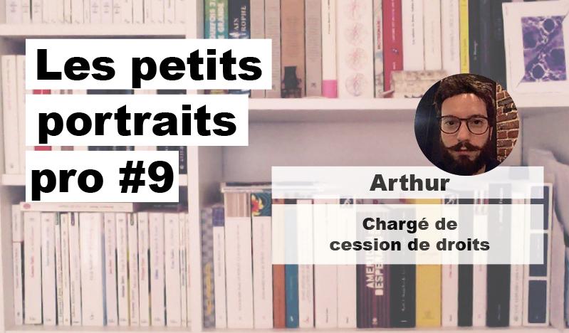 Portrait pro #9 – Arthur